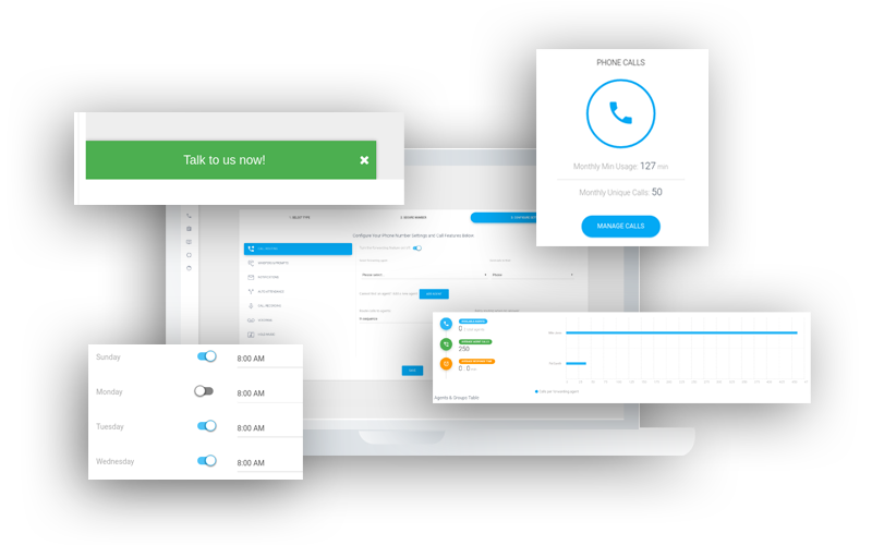 BuyerCall Interface