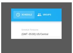 BuyerCall Schedule